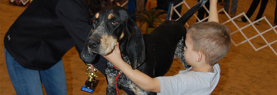 Coonhound Youth Program