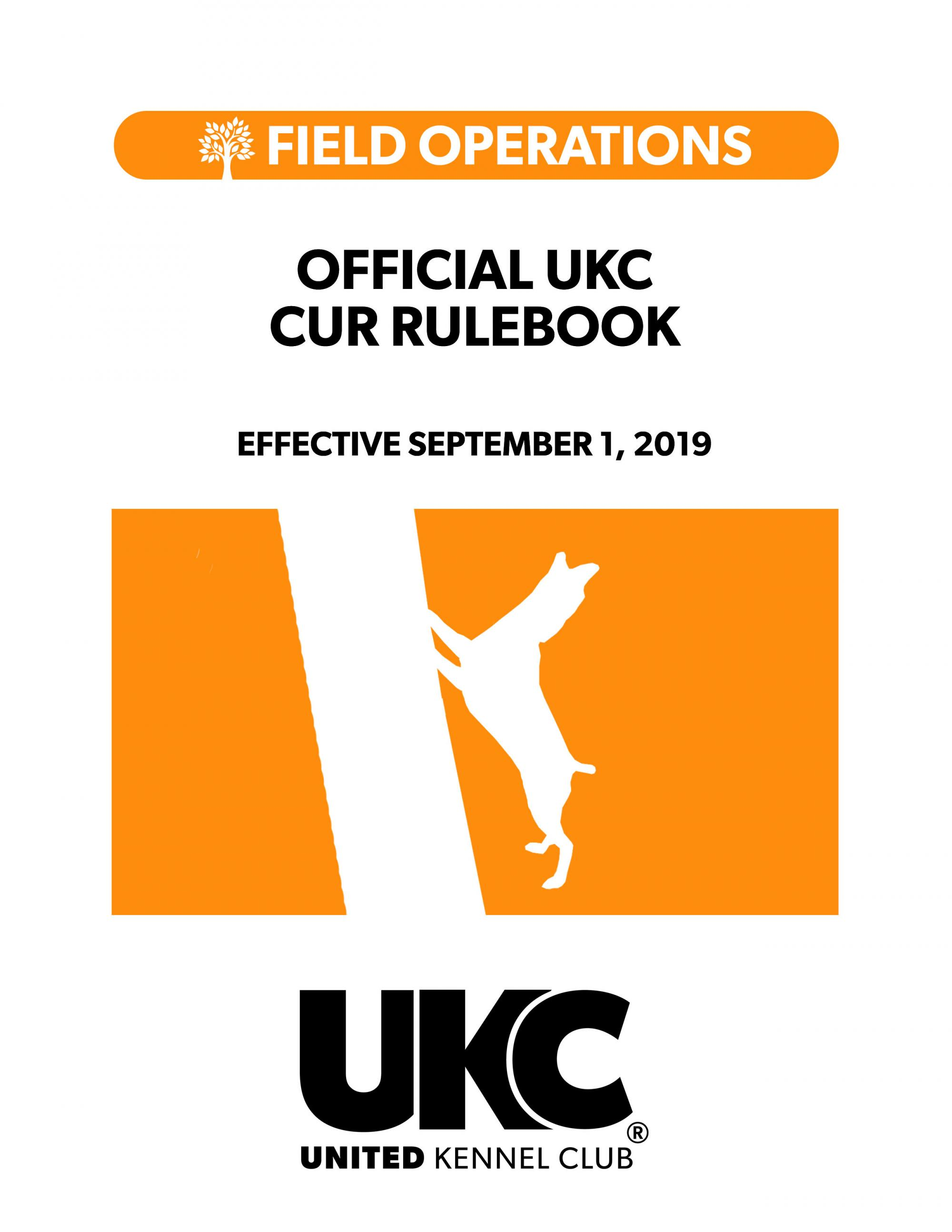 Cur & Feist Forms & Rules | United Kennel Club (UKC)