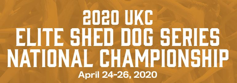 UKC Elite Shed Dog Nationals 2020