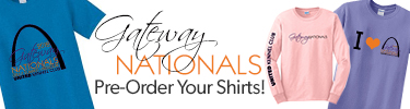 Gateway Nationals Shirt Pre-Order