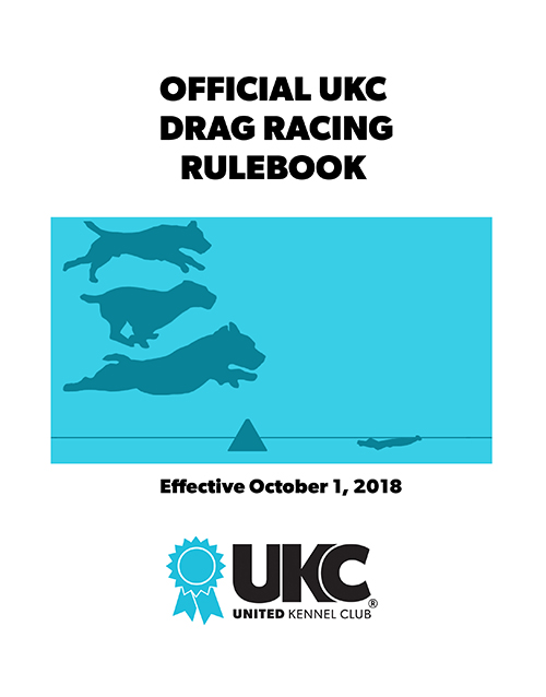 UKC Drag Racing Rulebook
